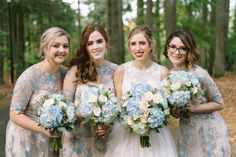 Brides Maids - Wedding Party