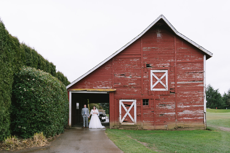 Langdon Farm Barn Wedding