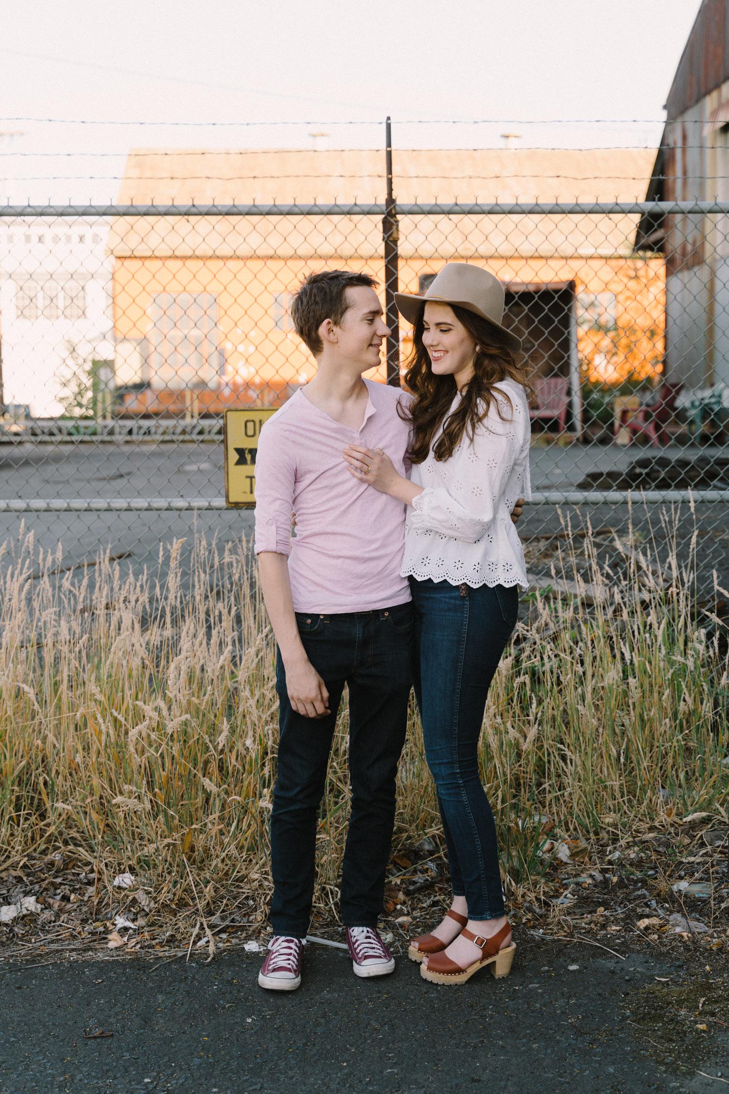 Engagement Photoshoot Locations