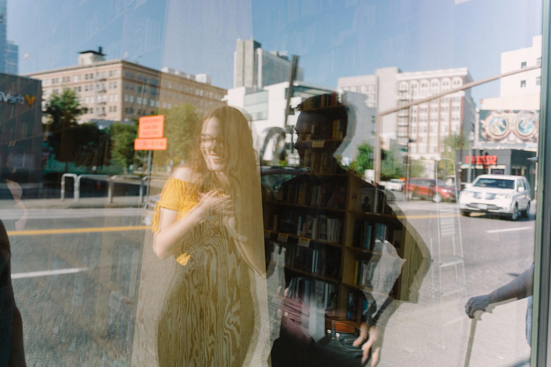 Portland Engagement Photos